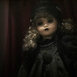 Majestic Theatre Escape Room Scary Doll