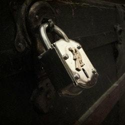 Majestic Theatre Escape Room Chest And Lock